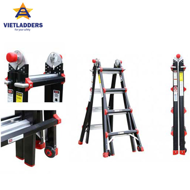 Nikawa Fold Multi Purpose Ladder NVLB-44