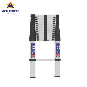 Single Telescopic Aluminum Ladder NK-VL44A
