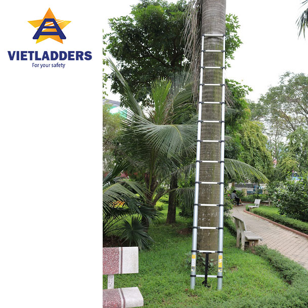Single Aluminum Telescopic Ladder NK-VL32A