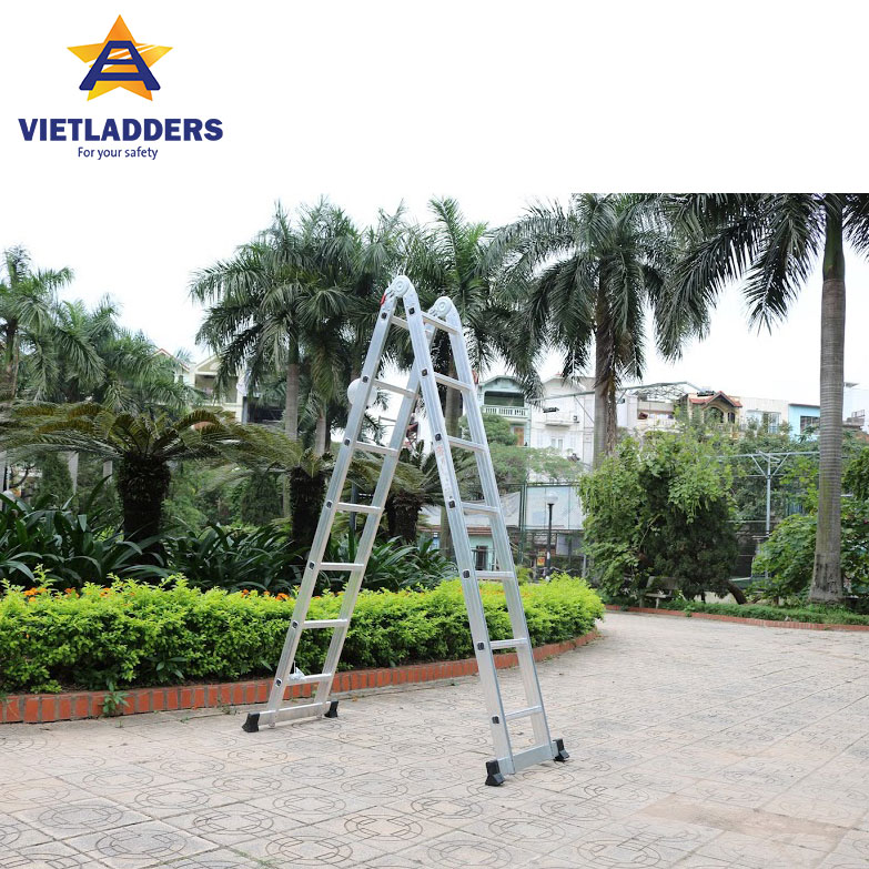Two-joint Multi Purpose Ladder NVLG 307 no