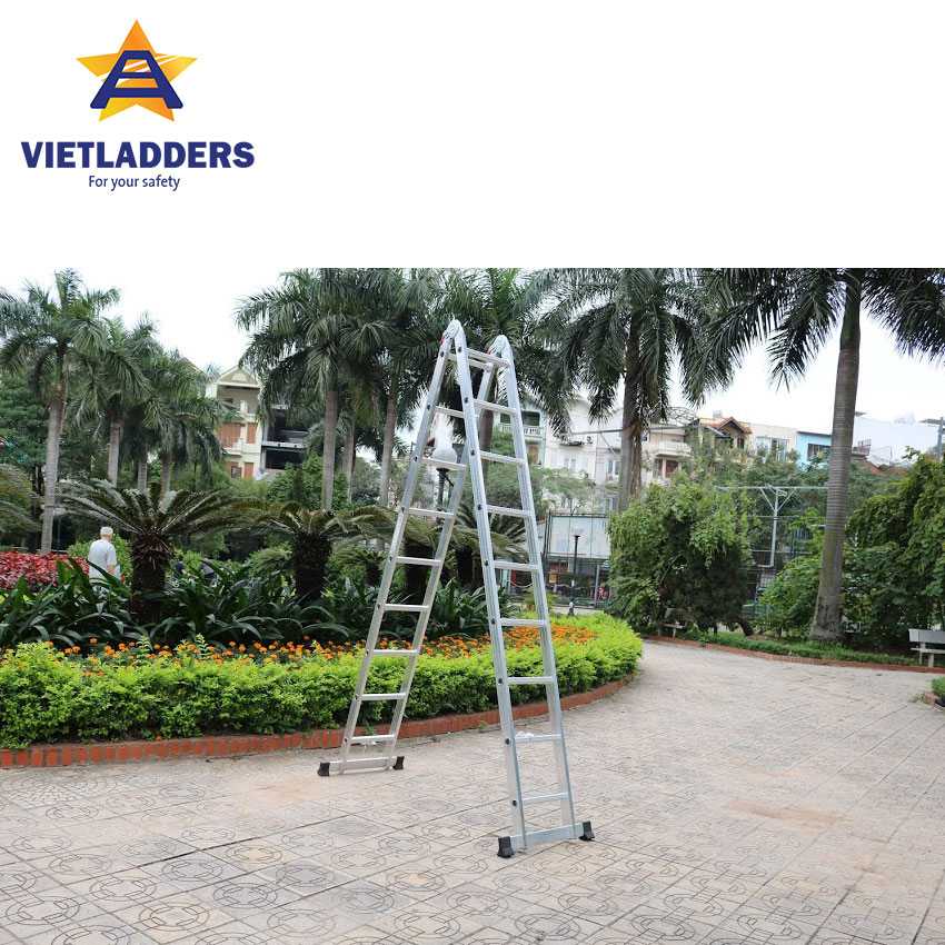 Two-joint Multi Purpose Ladder NVLG-309 stand
